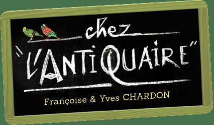 Logo de Chez l'Antiquaire - Ardoise