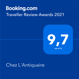 Review awards 2021 booking.com