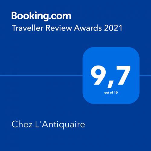Review awards 2021 booking.com