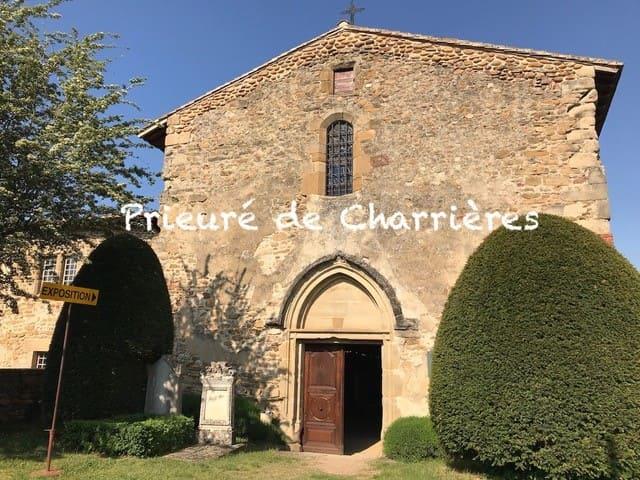 prieuré de charrières