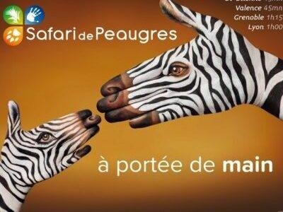parc animalier de Peaugres
